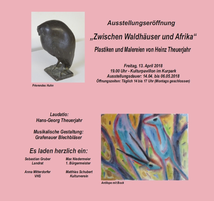 Vernissage Grafenau