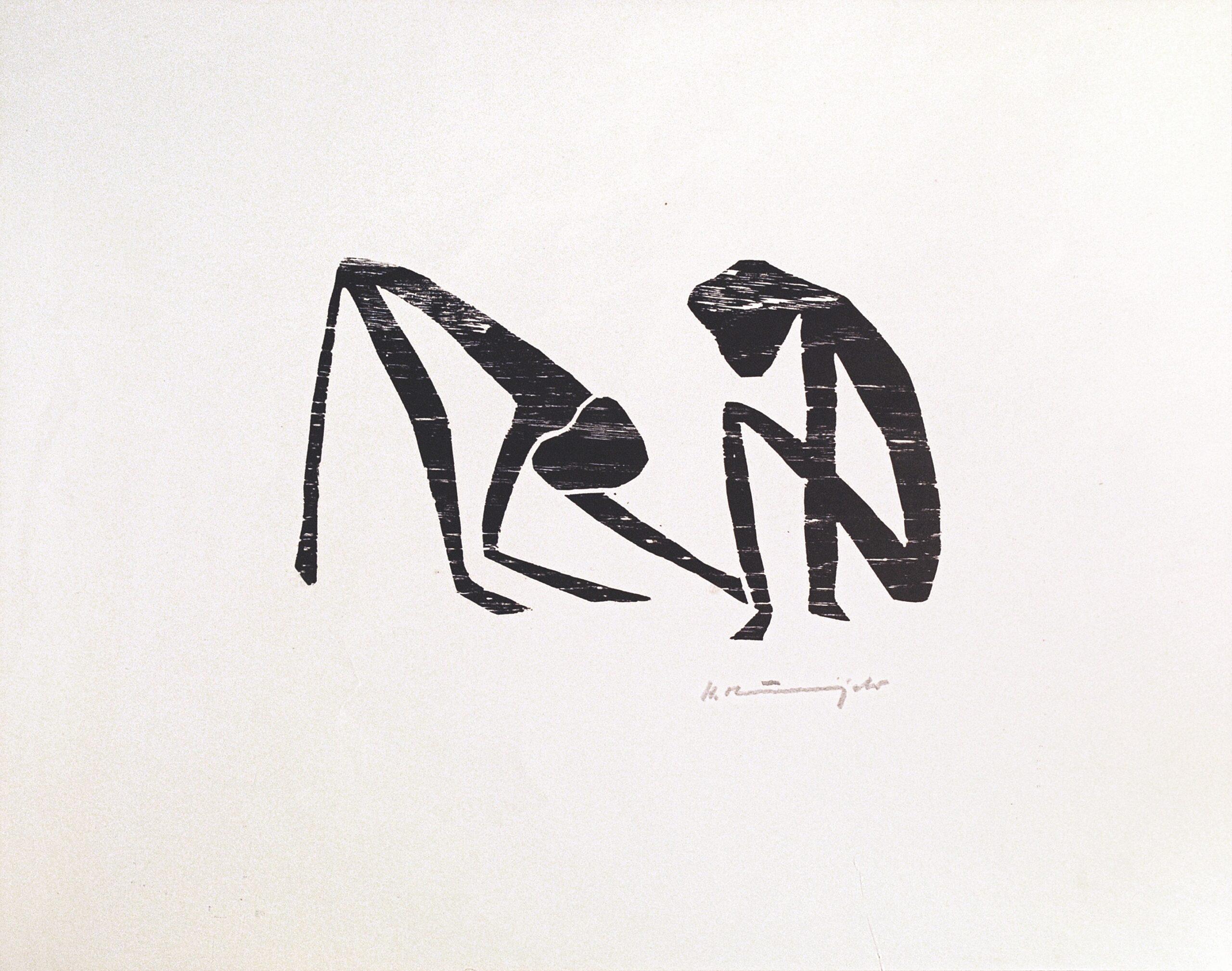 Affenliebe – 1952