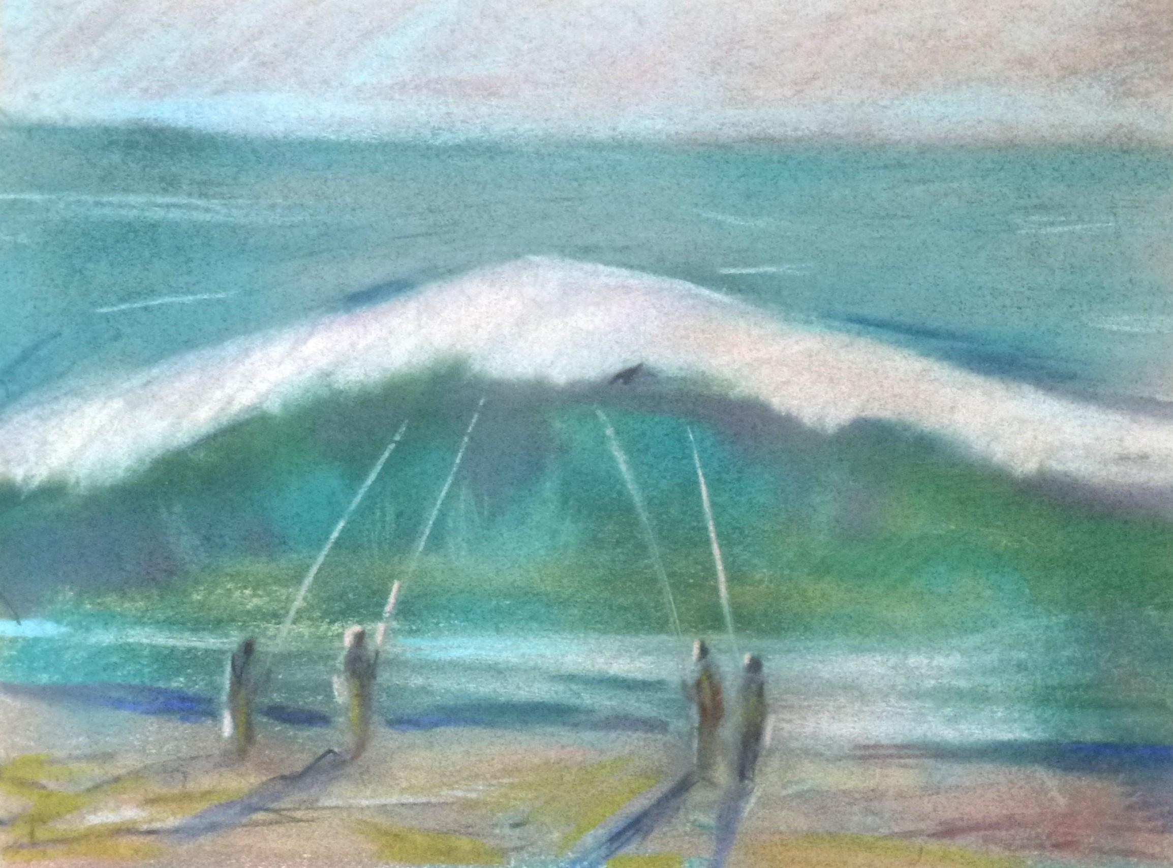Angler an der Sceletoncoast – Januar 78