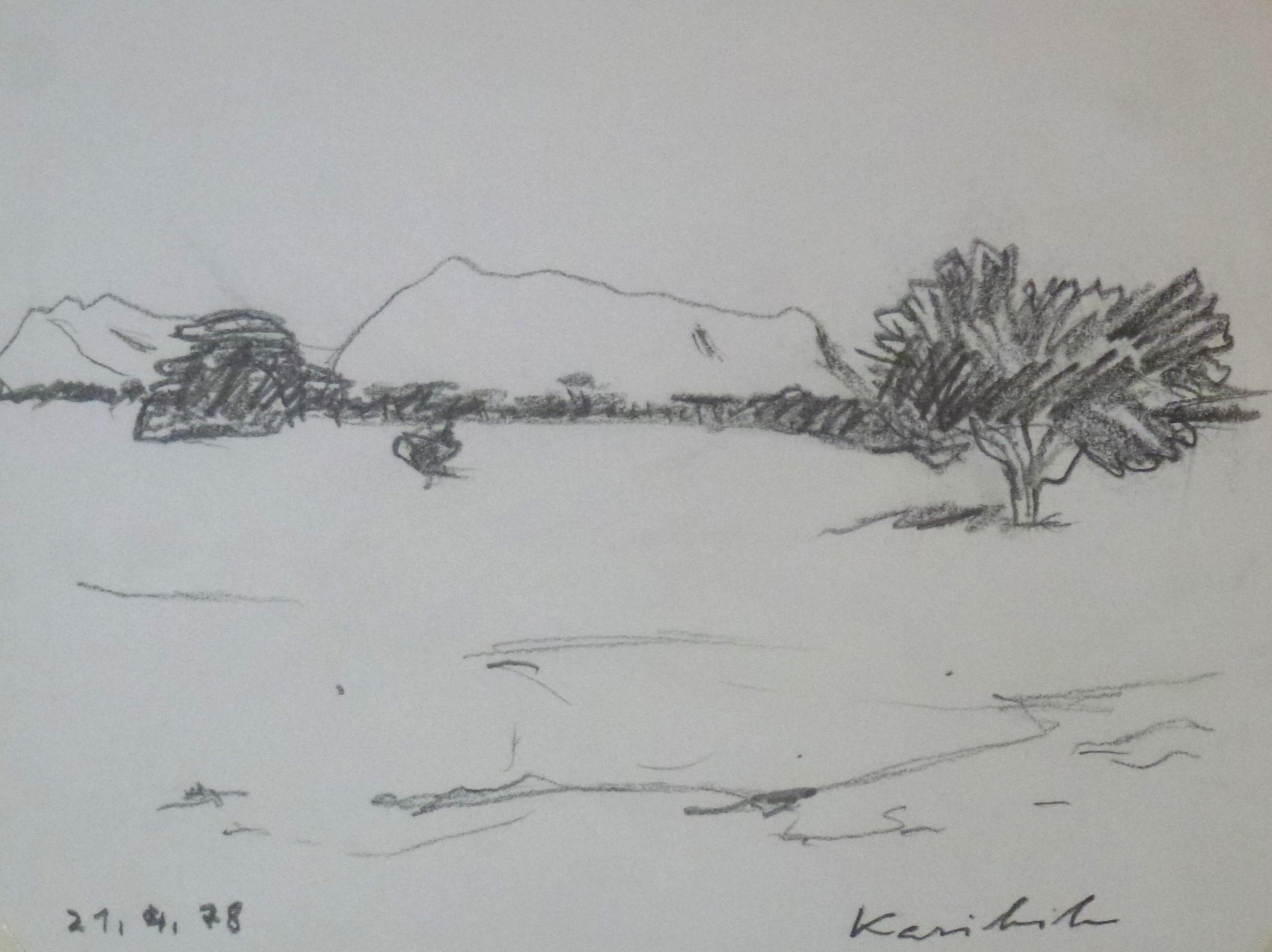 Karibib – April 1978