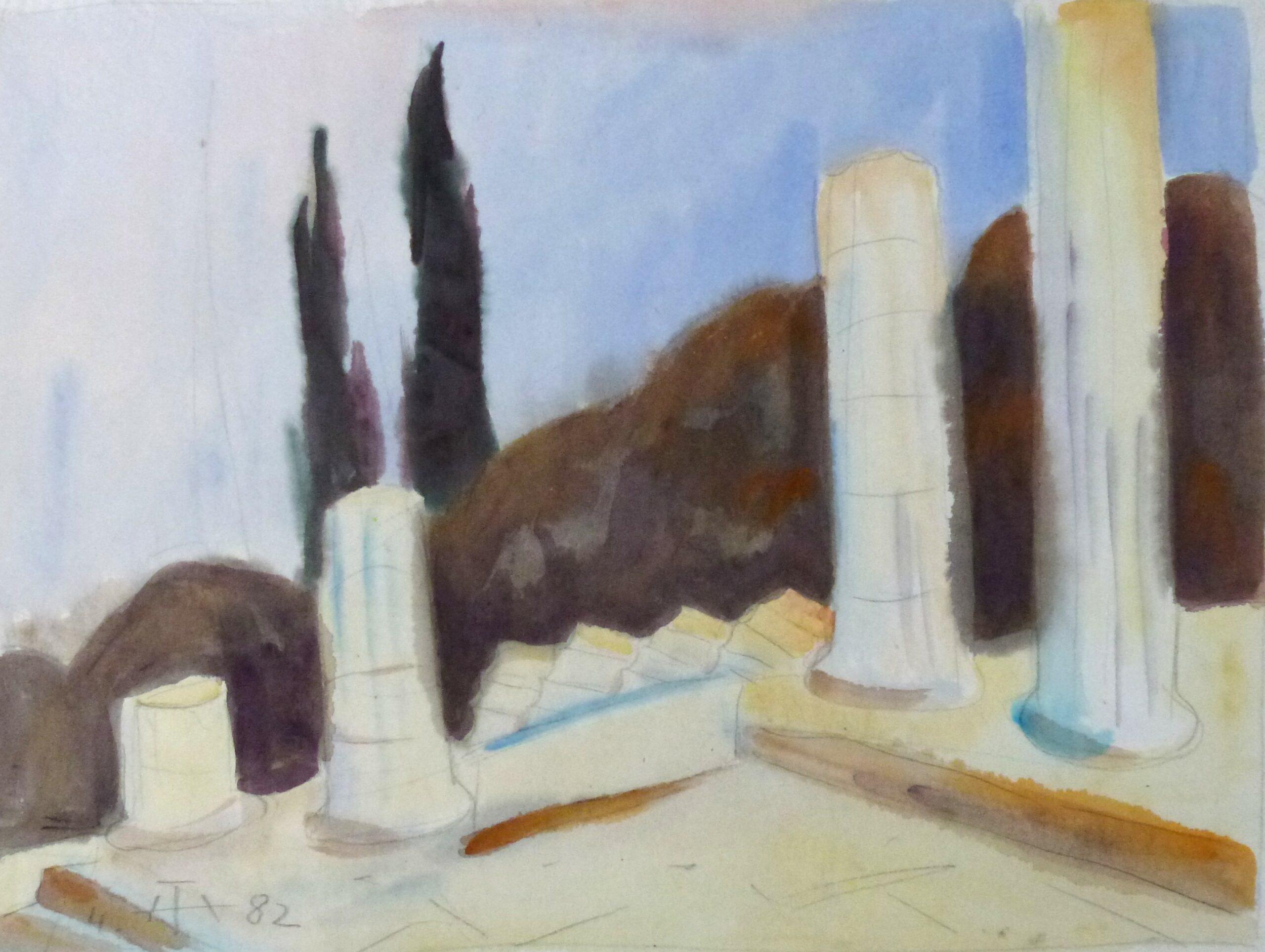 Delphi – April 1982