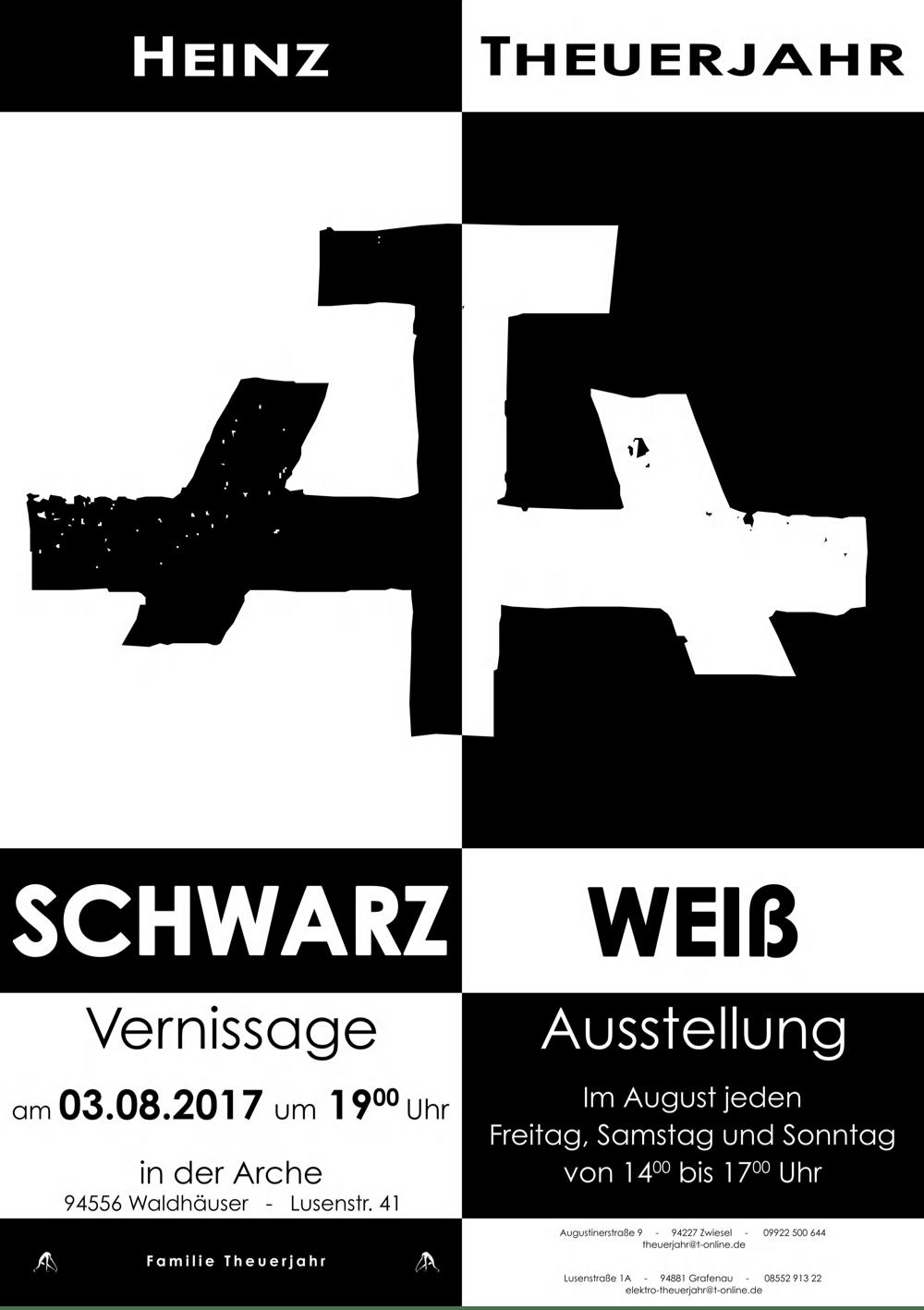 Zweite Arche Ausstellung 2017