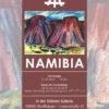 Plakat Namibia