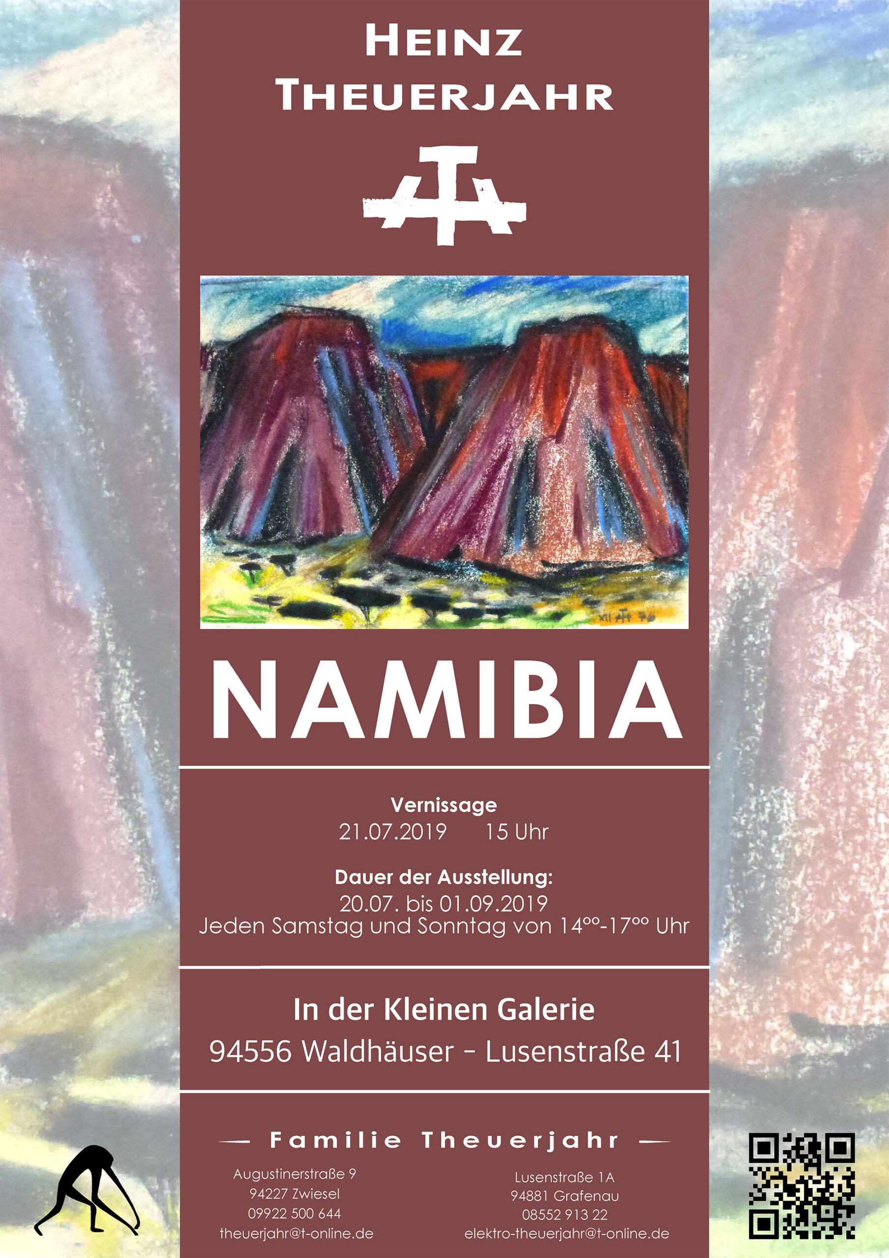 "Vernissage ""Namibia"""